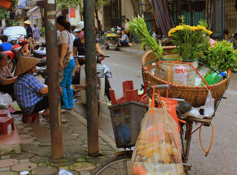 Every Vietnam trip includes Hanoi