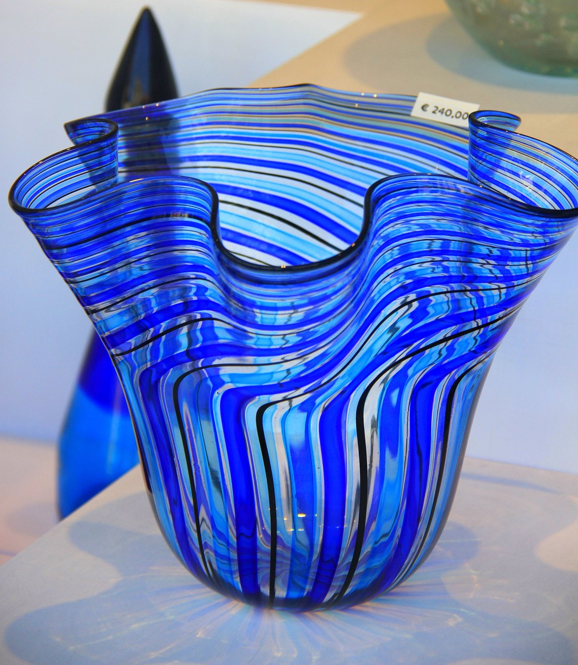 Murano glassware is one of the souvenirs to pickup on your Venice trip