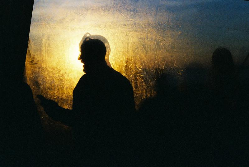 Kodak Max 400: Summer Silhouette
