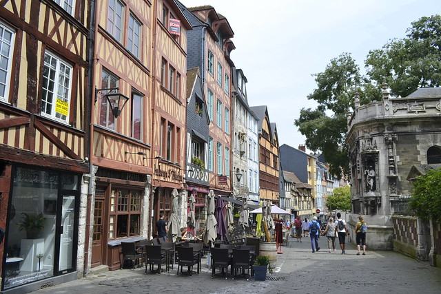 What To Do on Your Second Visit to Paris _ Rouen, Normandy