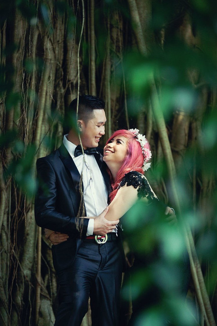 gofotovideo prewedding di Institut Pertanian Bogor IPB 0142
