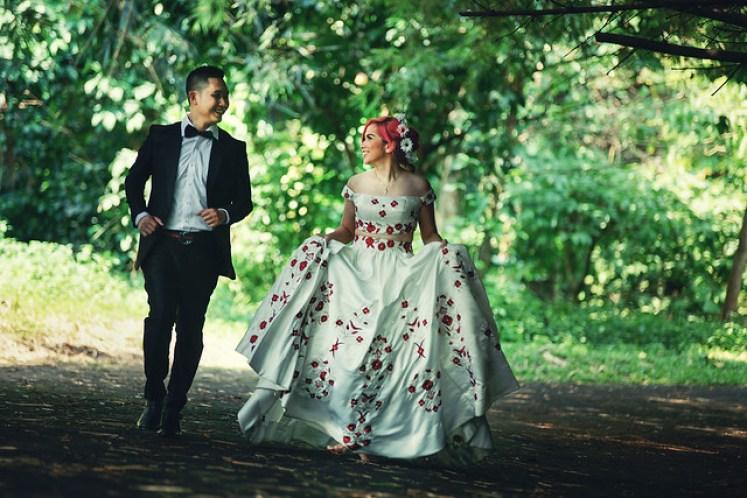 gofotovideo prewedding di Institut Pertanian Bogor IPB 0149