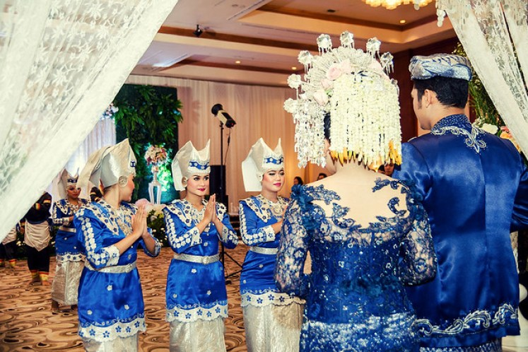 gofotovideo wedding hotel millennium jakarta adat bugis makassar 047