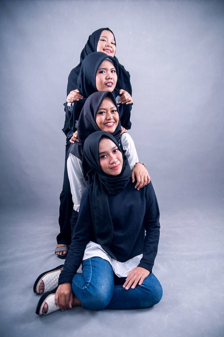 gofotovideo makeup artist / tata rias universitas negeri jakarta 0229