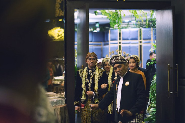 gofotovideo wedding at auditorium GKM green tower jakarta 0147