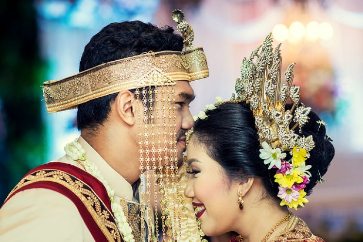gofotovideo wedding hotel millennium jakarta adat bugis makassar 041