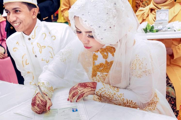 gofotovideo pernikahan adat minang di graha wredatama 127