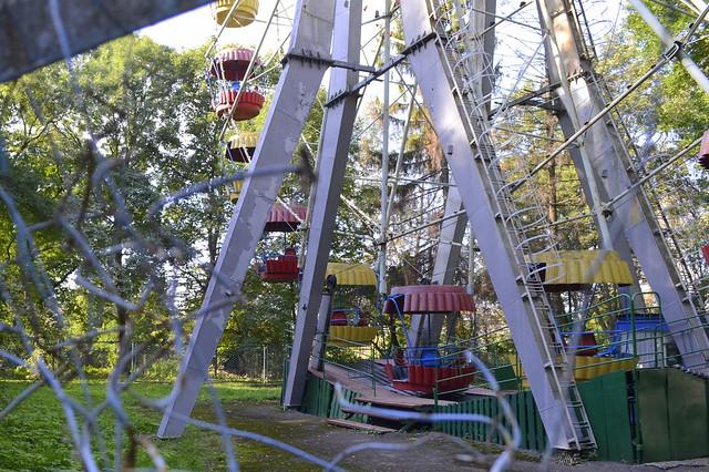 Visit Rivne, Ukraine _ Ferris Wheel