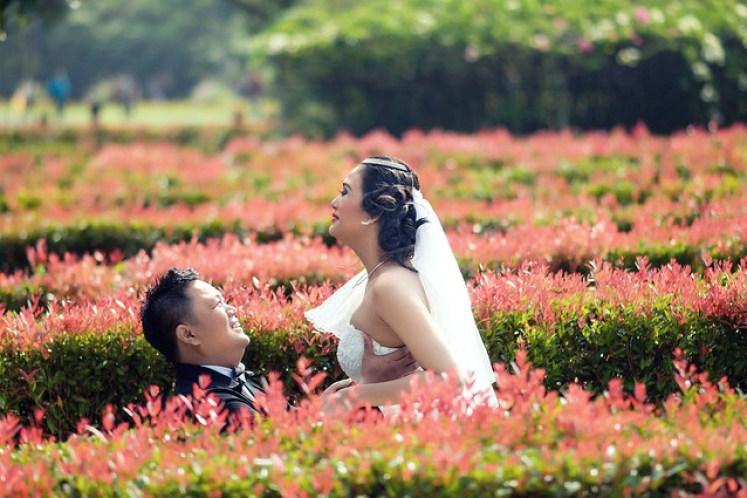 gofotovideo prewedding taman bunga nusantara TBN cianjur 0445