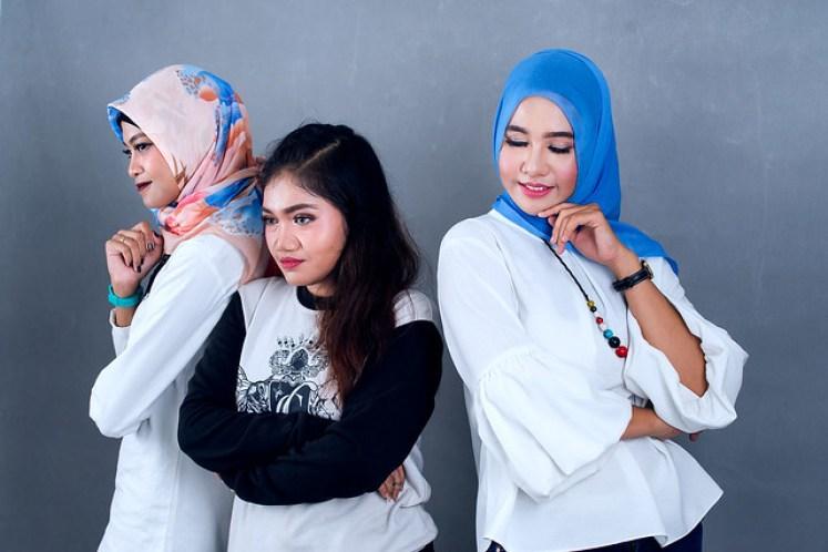 gofotovideo makeup artist / tata rias universitas negeri jakarta 0254