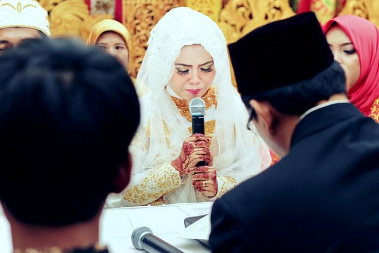 gofotovideo pernikahan adat minang di graha wredatama 162