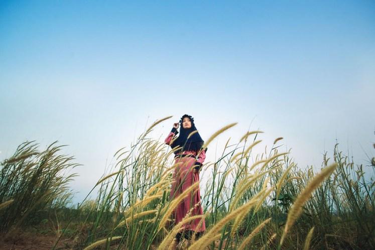 gofotovideo prewedding ilalang padang rumput cikarang 0329