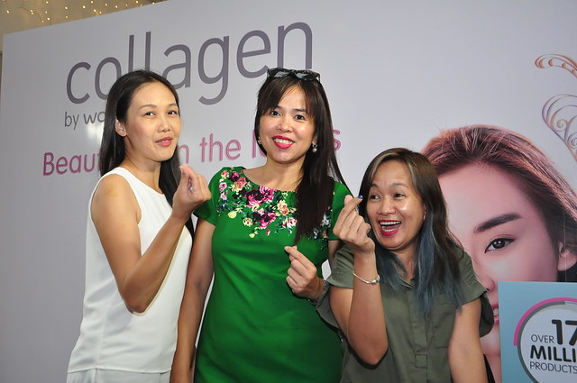 Collagen by Watsons launch