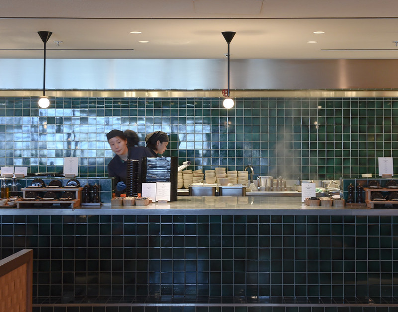 noodle bar - the pier business class lounge