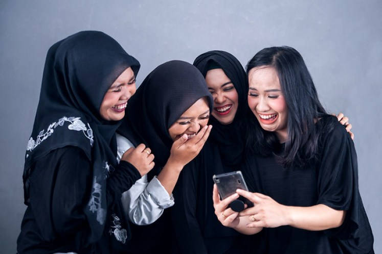 gofotovideo makeup artist / tata rias universitas negeri jakarta 0232
