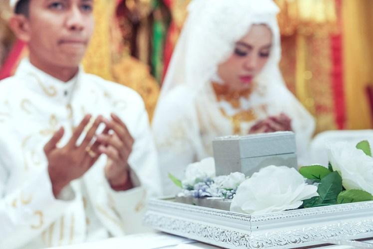 gofotovideo pernikahan adat minang di graha wredatama 132
