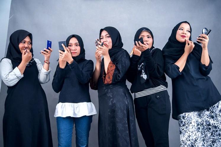 gofotovideo makeup artist / tata rias universitas negeri jakarta 0231