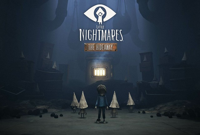 LITTLE NIGHTMARES Secrets of the Maw (7)