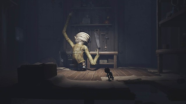 LITTLE NIGHTMARES Secrets of the Maw (2)