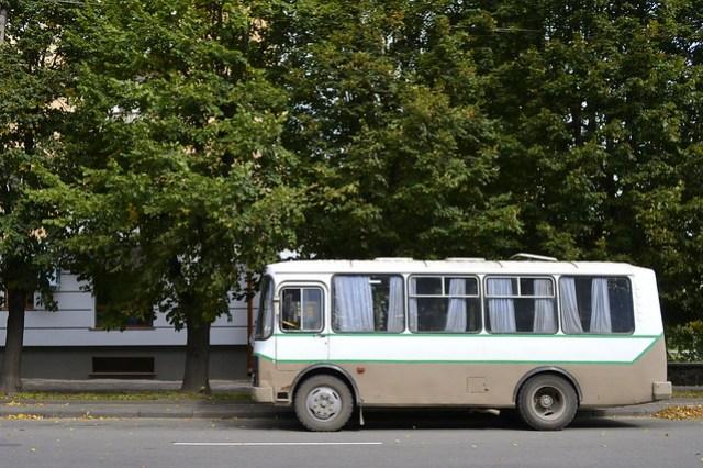 Ukraine Travel FAQ - Taking a Bus in Ukraine
