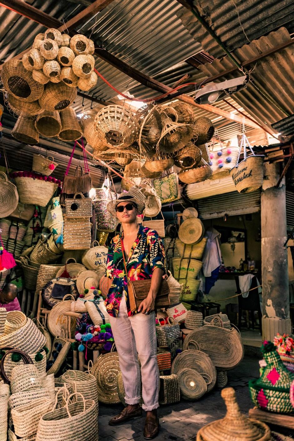 Souk Marrakech Market