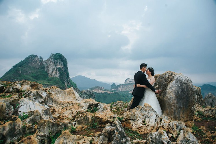 gofotovideo prewedding at stone garden padalarang 039