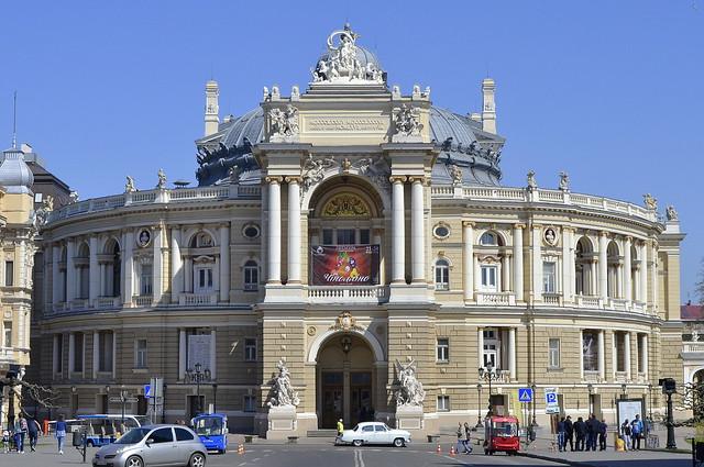 Ukraine Travel FAQ - Odessa Ukraine
