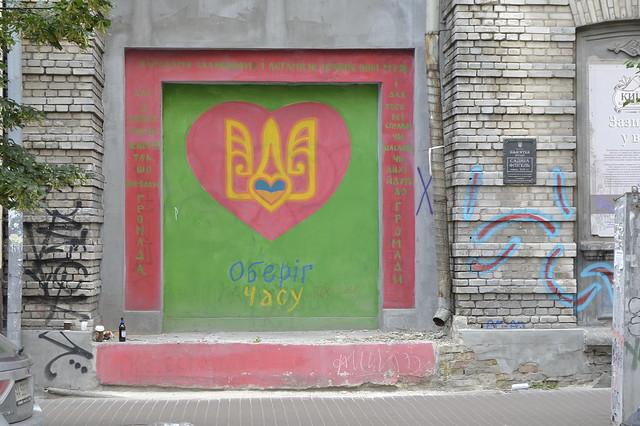 Reverse Culture Shock After Ukraine _ Ukraine Street Art