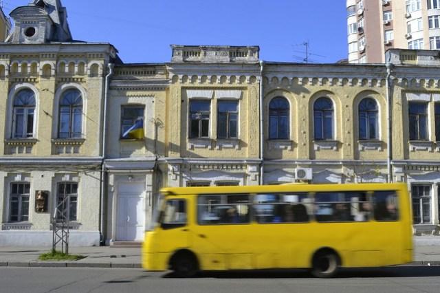 Reverse Culture Shock After Ukraine _ Kyiv Marshrutka