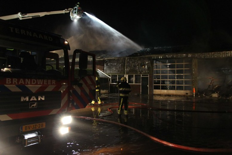 Grote brand Niawier 5