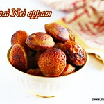 Thinai Maavu Nei Appam食谱