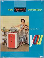 Servis Superheat Washing Machine Poster (Poster 21)