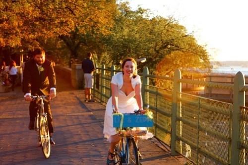Bikes on the Promenade