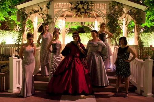 Formal Bridesmaids