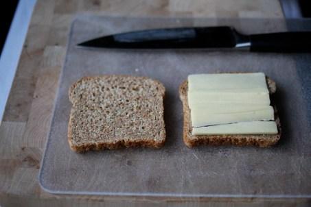 bread and cheddar