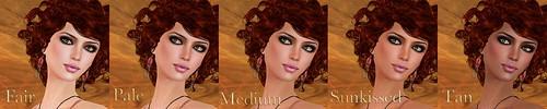 Belleza Melissa Tones 1