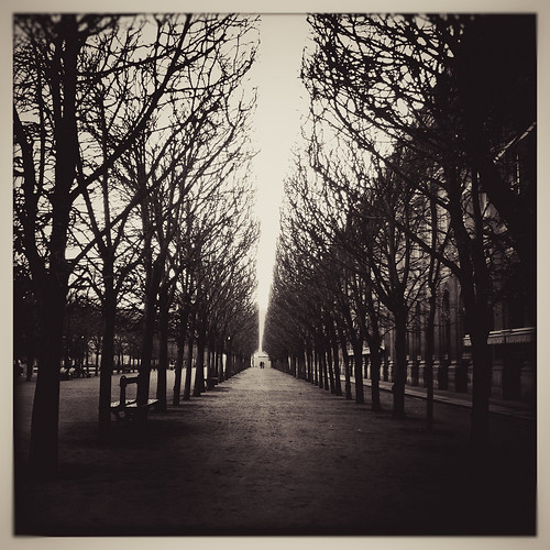Jardin du Palais-Royal * Paris