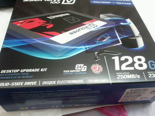 Kingston v100 SSD