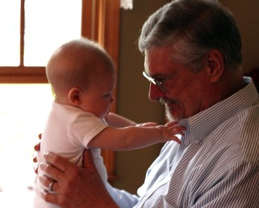 Peyton and Dad