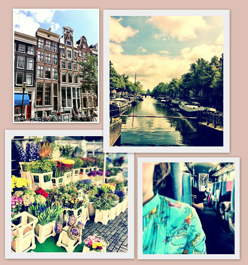 Postcards From Amsterdam