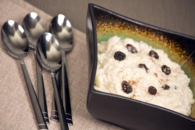 Fourth-Generation Rice Pudding
