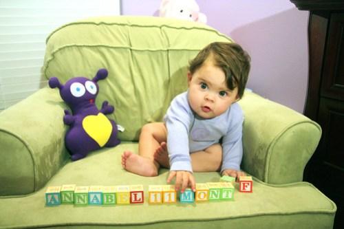 eleven months old
