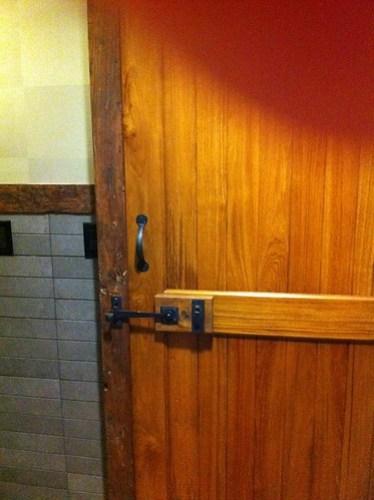 Star Noodle Barn Door