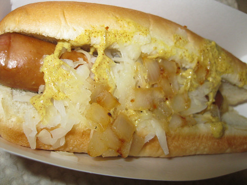 Sonic Premium Beef Hot Dogs New York Dog