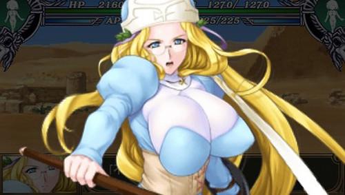 Queen's Blade : Spiral Chaos - girl 3