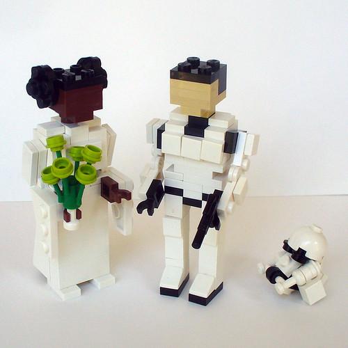 Star Wars Wedding Cake Topper Modelbuildingsecrets S Weblog