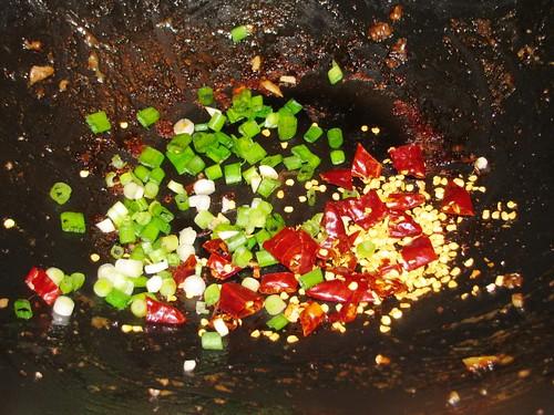 Spicy Mongolian Beef