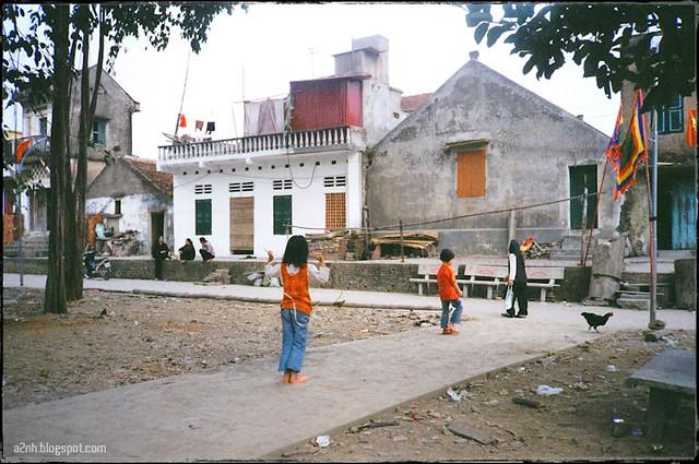 Tho Ha village