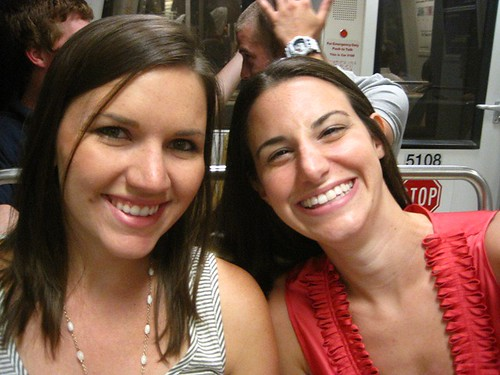 jess and megan metro