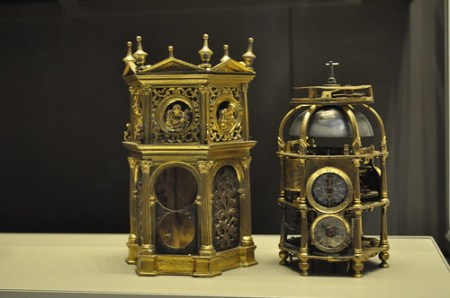 Timepieces through the ages